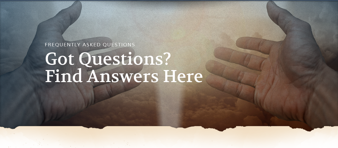Banner picture for the FAQ page for Franciscan Brothers in Springfield Illinois
